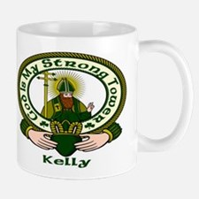 Kelly Clan Motto Mug