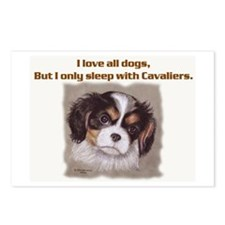 Sleep with Cavs Postcards (Package of 8)