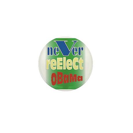 political Mini Button (10 pack)