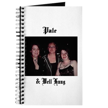 Pale and Well Hung Journal