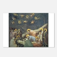 Lamentation of Christ Postcards (Package of 8)