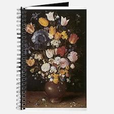 Vase of Flowers Journal