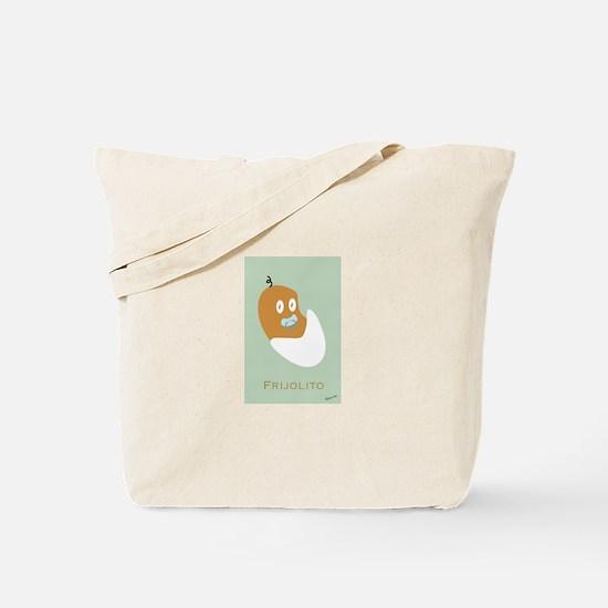 Baby Bean/ Frijolito Tote Bag