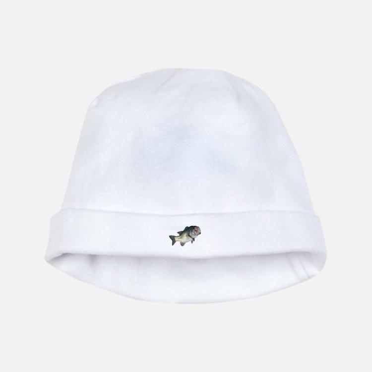 Bass Fisherman baby hat