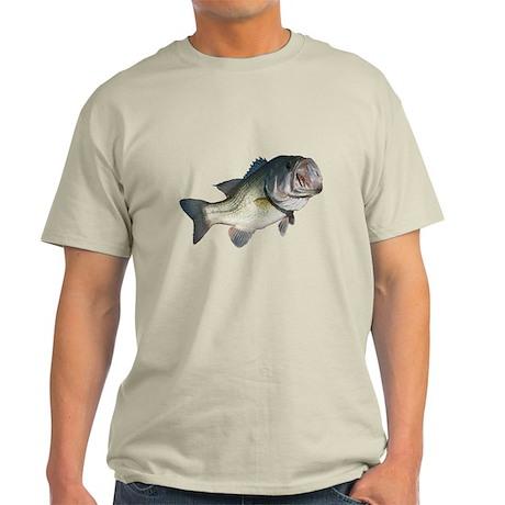 Bass Fisherman Light T-Shirt