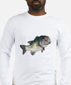 Bass Fisherman Long Sleeve T-Shirt