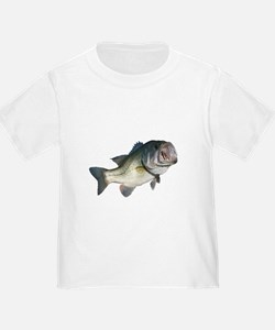 Bass Fisherman T
