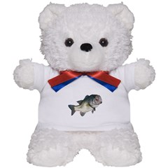 Bass Fisherman Teddy Bear
