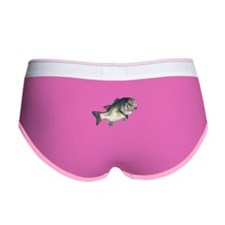 Bass Fisherman Women's Boy Brief