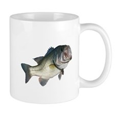 Bass Fisherman Mug