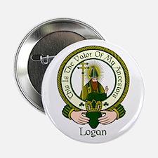 "Logan Clan Motto 2.25"" Button (10 pack)"