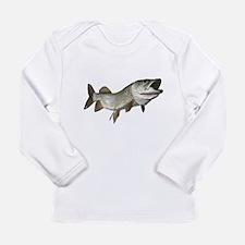 Musky,5 Long Sleeve Infant T-Shirt