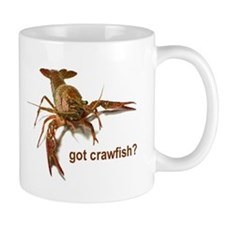 got crawfish? Mug
