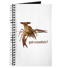 got crawfish? Journal