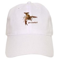 got crawfish? Baseball Cap