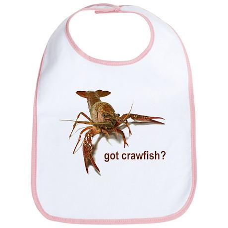 got crawfish? Bib