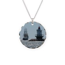 Spring Point Light Necklace