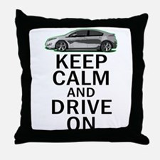 Volt -Keep Calm Throw Pillow
