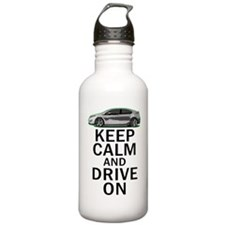 Volt -Keep Calm Water Bottle