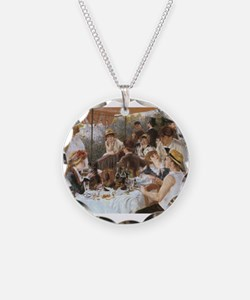 Luncheon of the Boating Party Necklace