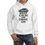 Leaf - Keep Calm Hooded Sweatshirt