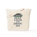 Leaf - Keep Calm Tote Bag