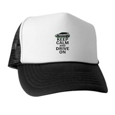 Leaf - Keep Calm Trucker Hat