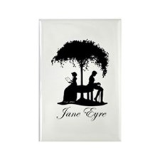Jane Eyre Rectangle Magnet
