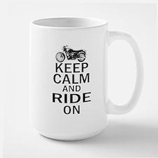 Bonneville - Keep Calm Mug