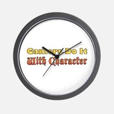 Gamers Do It Wall Clock