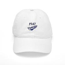 Unique Vintage 1947 Baseball Cap