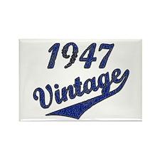 Cute 1947 Rectangle Magnet