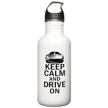 Maserati - Keep Calm Stainless Water Bottle 1.0L