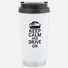 Maserati - Keep Calm Travel Mug