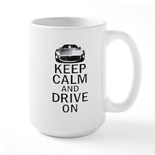 Maserati - Keep Calm Mug