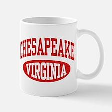 Chesapeake Virginia Mug