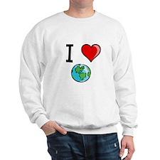 I Heart Earth Jumper
