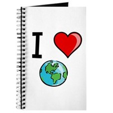 I Heart Earth Journal