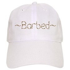 """Barbed"" Baseball Cap"