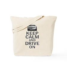 Camaro - Keep Calm Tote Bag