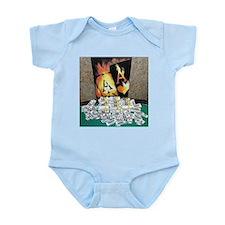 Unique Wpt Infant Bodysuit