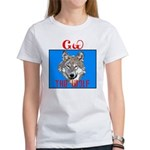 The Cherokee Wolf Women's T-Shirt
