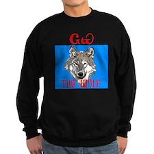The Cherokee Wolf Sweatshirt