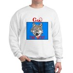 The Cherokee Wolf Sweatshirt