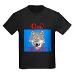 The Cherokee Wolf Kids Dark T-Shirt