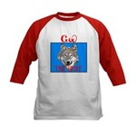 The Cherokee Wolf Kids Baseball Jersey