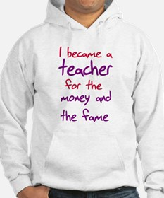 Funny teacher shirts humoring Hoodie Sweatshirt