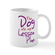 Funny teacher shirts humoring Small Mug