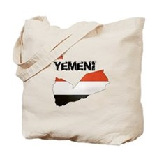 I am Yemeni Tote Bag