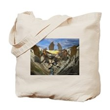 Drago valley  Tote Bag